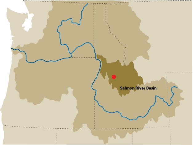 Salmon River Basin