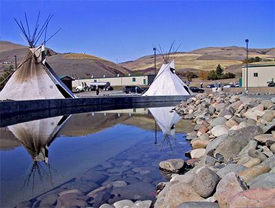 Nez Perce Hatchery