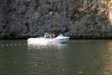 Gillnet fishing