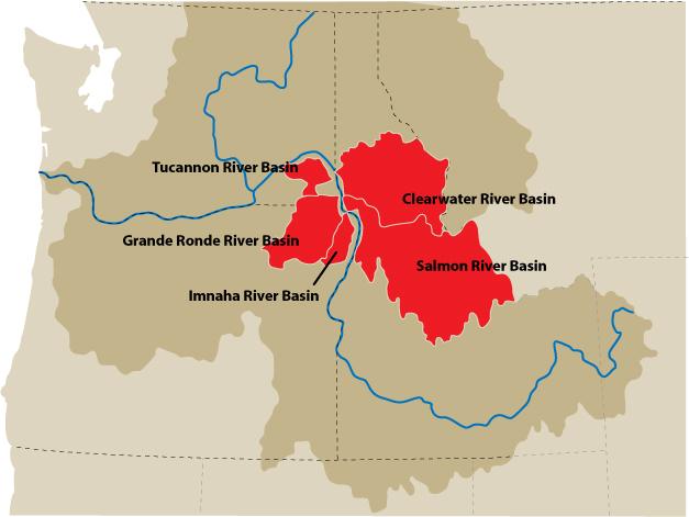 Snake River Basin