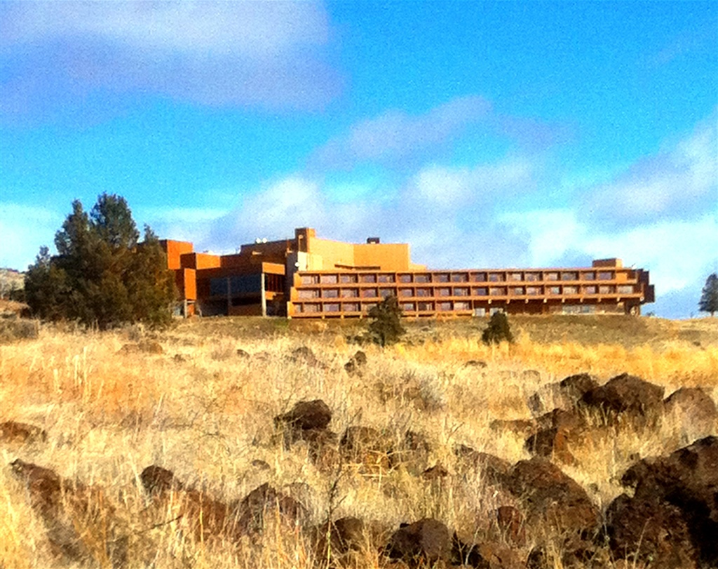 casino warm springs reservation