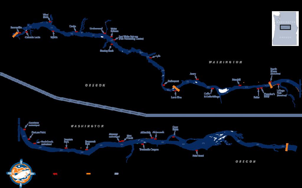 Columbia River Zone 6