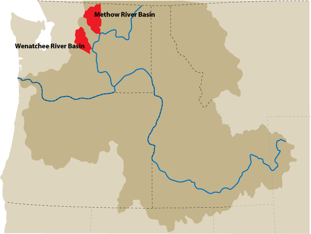 Wenatchee and Methow Rivers Basin