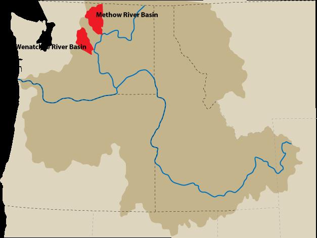 Wenatchee and Methow Rivers Basin