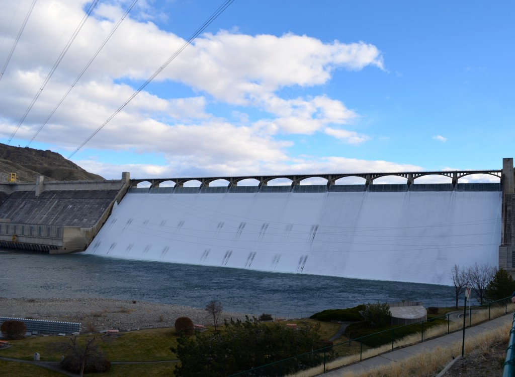 Grand Coulee Dam has blocked all fish passage into the Upper Columbia since it was completed in 1941.