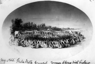 Walla Walla Treaty